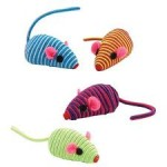 Cat toy mice