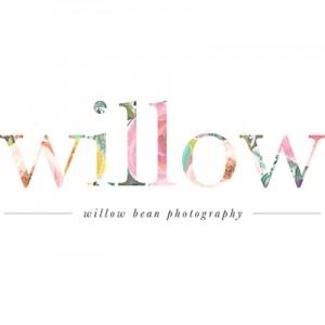 willow bean photography logo