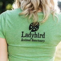 Ladybird Animal Sanctuary founder Melissa McCellland – Photo by Raina Kirn