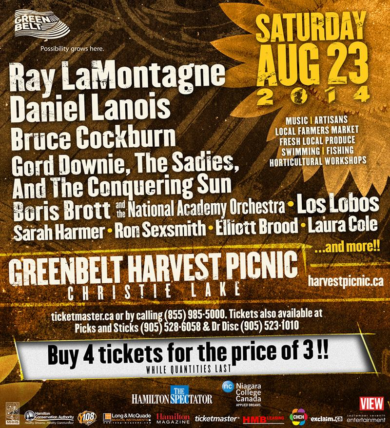 Greenbelt Harvest Picnic 2014