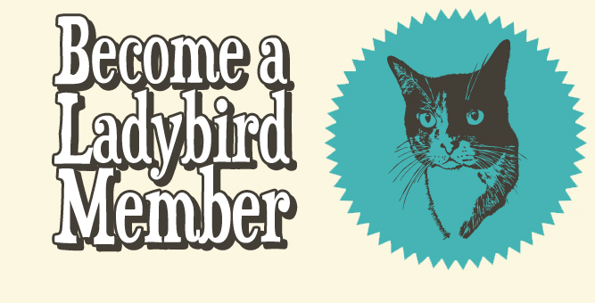 Ladybird Animal Sanctuary - Become a Member