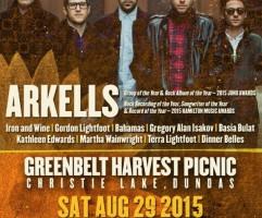greenbelt harvest picnic 2015