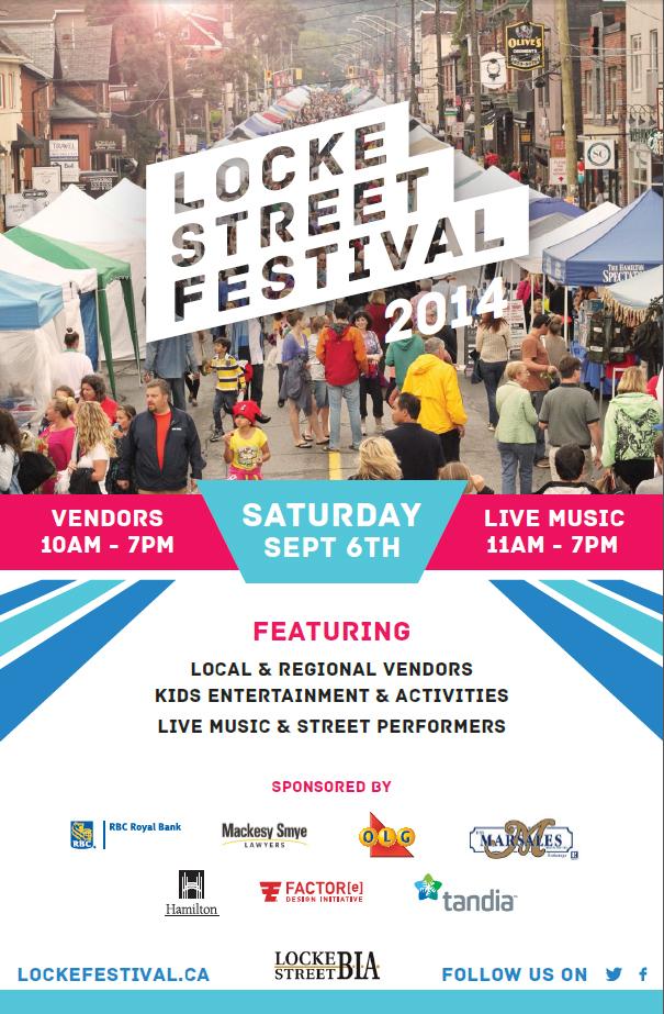 Locke Street Festival 2014