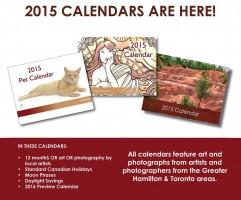 Hilltop 2015 calendar