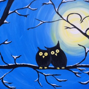 Paint Nite Painting