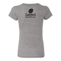 Ladybird Ladies Fitted T-Shirt - $27 CAD + shipping