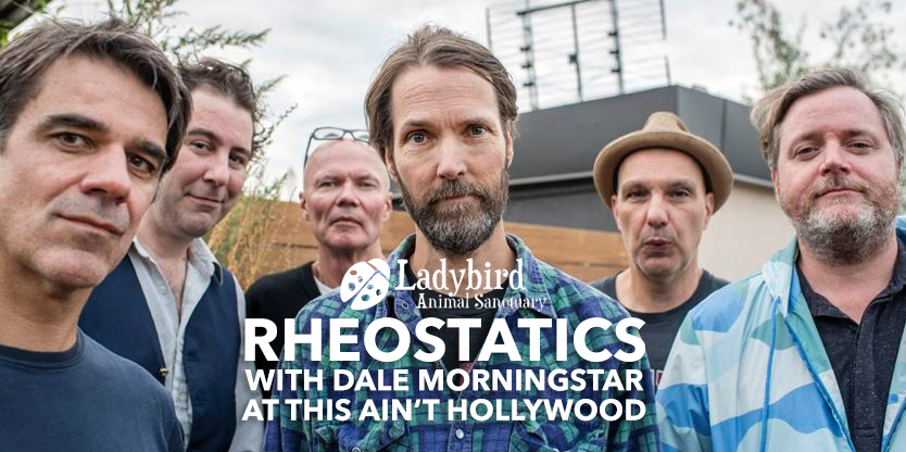Rheostatics at This Ain't Hollywood